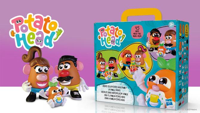 Potato Head, Hasbro