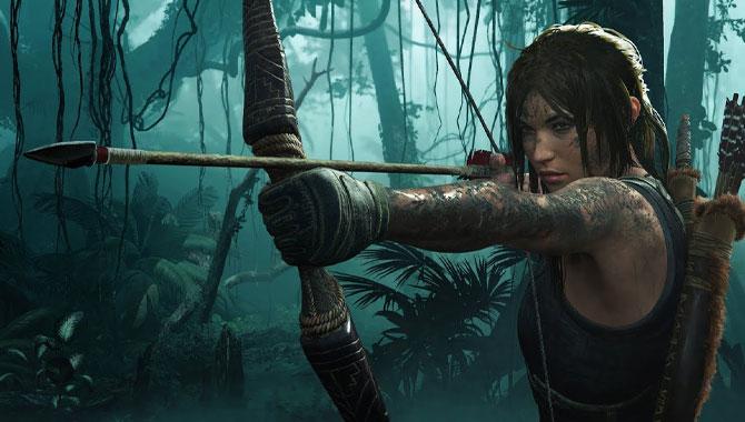 Tomb Raider Anime