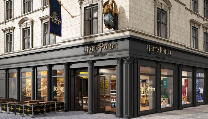Harry Potter, New York