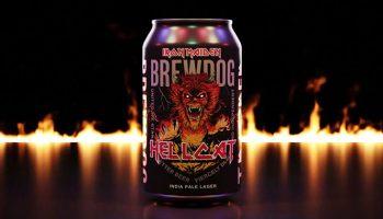 Brewdog, Iron Maiden