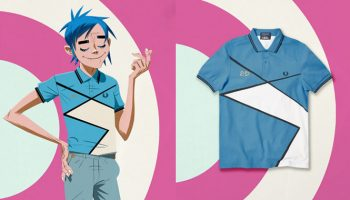 Fred Perry, Gorillaz