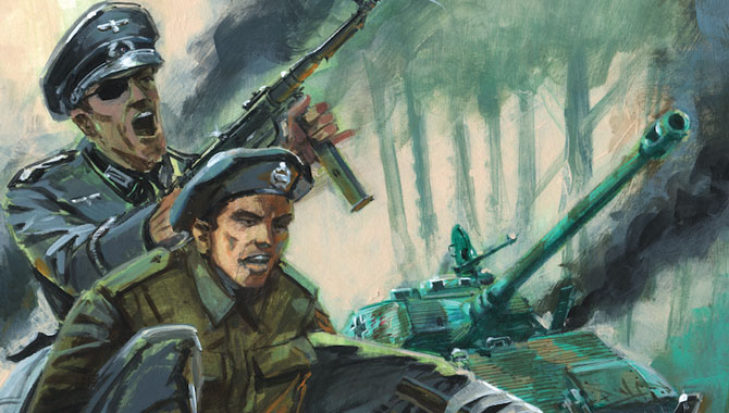 DC Thomson, Commando
