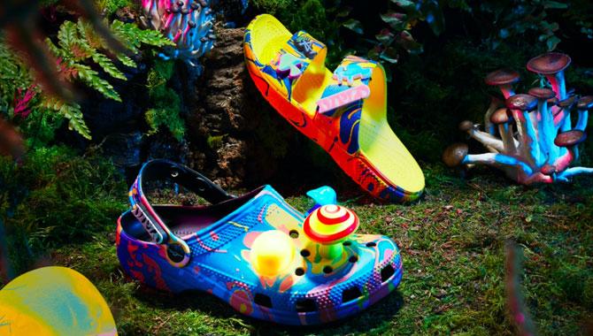 Crocs, DJ Diplo