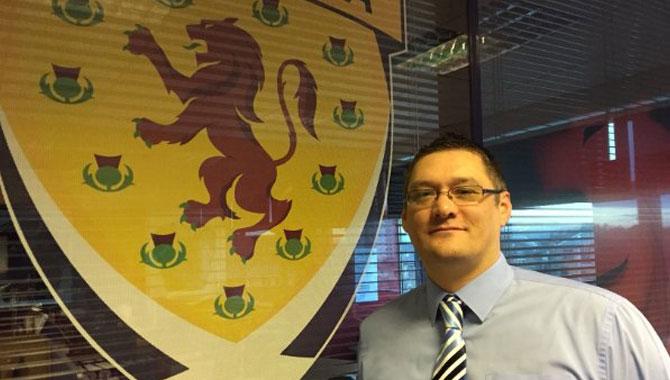 Steven Romeo, Scottish FA