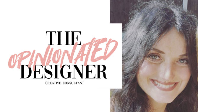 Emma Horton, The Opinionated Designer