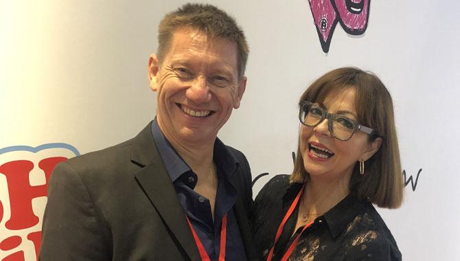 Richard Pink, Nancy Jones, Pink Key Licensing