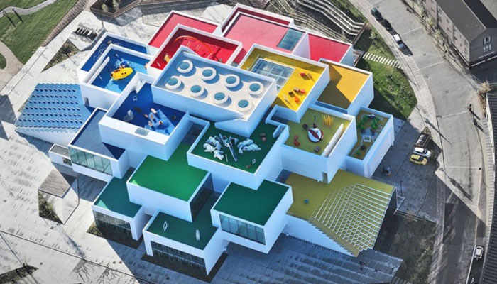Florian Muller, LEGO