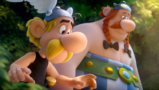 Playmobil, Asterix