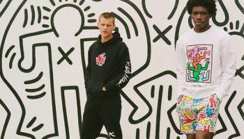 H&M, Keith Haring