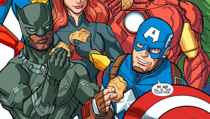 Marvel Entertainment, SOMOS