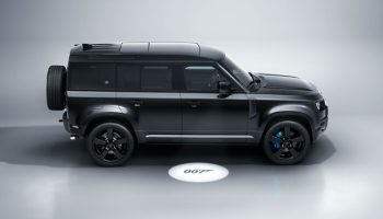 Land Rover, James Bond