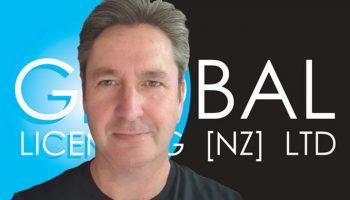 Mark Paul, Global Licensing NZ Ltd