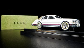 Mattel, Gucci, Cadillac